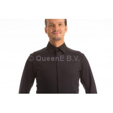 QueenE Trainingshirt zwart