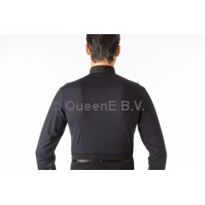 QueenE Trainingshirt DeLuxe zwart