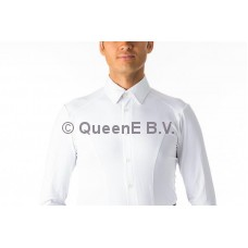 QueenE Trainingshirt DeLuxe wit