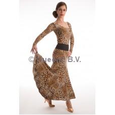 QueenE Elena rok leopard
