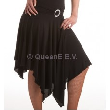 QueenE Juliana rok zwart