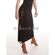 QueenE Sophia rok zwart