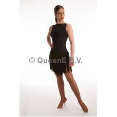 QueenE Isabella rok zwart