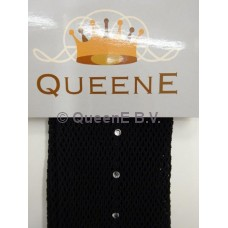 QueenE Fishnet pantyQueenE Fishnet panty zwart met stenen zwart met stenen