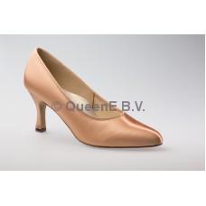 DSI Vienna ballroom schoen (Flesh) met een 6,5 cm hak