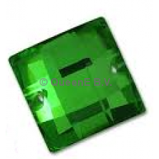 Lumie Square Peridot 16mm