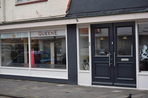 QueenE Dance Shop in EIndhoven