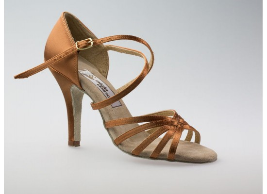 Aida latin model 070 3.5 inch slim heel