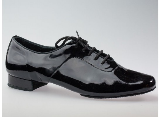 Aida ballroom model 117 Black Patent