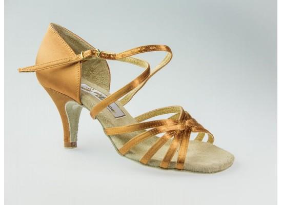 Aida latin model 070 2.5 inch slim heel