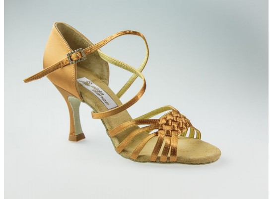 Aida latin model 080 with a 3 inch flare heel