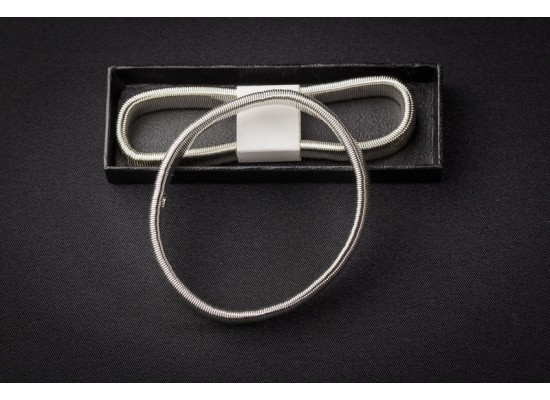 Armbands - silver