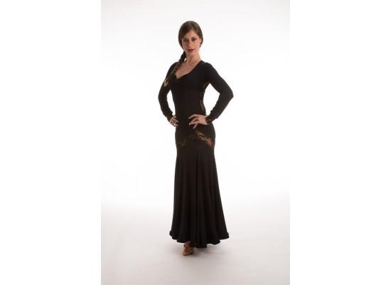 QueenE Romy rok zwart