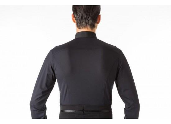 QueenE Trainingshirt DeLuxe zwart