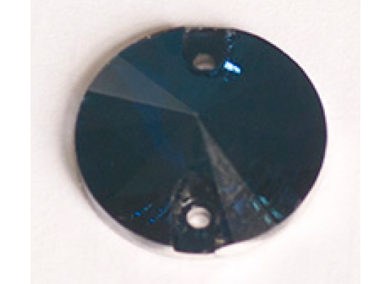 QG Circle aannaai steen Montana 14mm