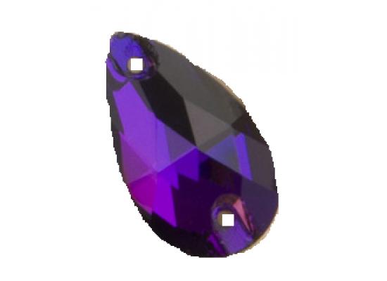 QG drop Deep Tanzanite 10,5x18