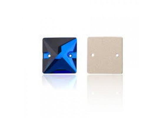 QG Square Capri Blue 16x16