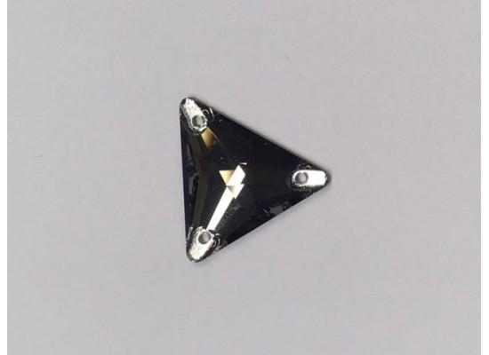 QG Triangle Black Diamond 16x16