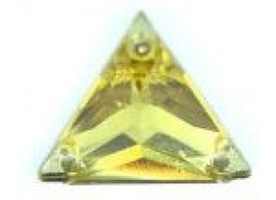 Lumie Triangle Jonquil 16x16